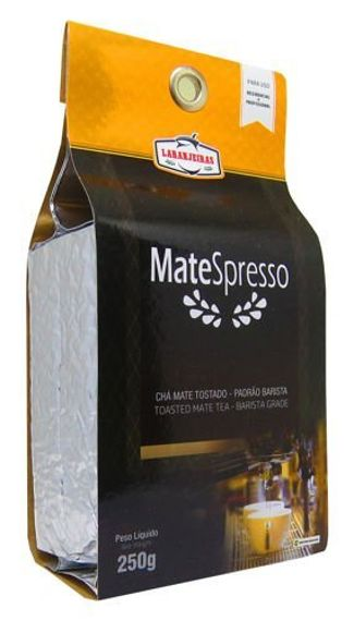 Mate Spresso Toasted Mate Tea Barista Grade 250 g