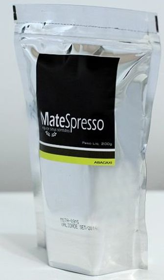 MateSpresso Toasted Pinneapple 200g