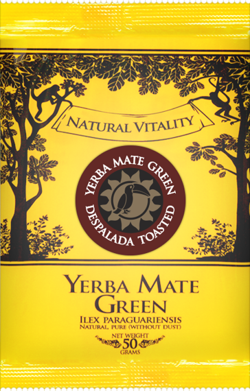 Yerba Mate Green TOASTED Palona